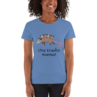 One Trashy Mama Misses Tee Shirt - AwesomePossumz