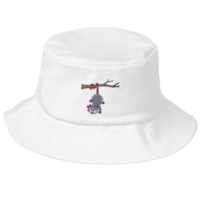 Hangin' Possum Bucket Hat - AwesomePossumz