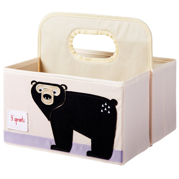 UDOBEA DIAPER CADDY BEAR