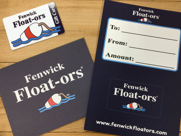 Fenwick Float-ors Gift Card $200.00