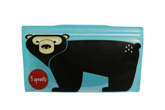 757 BEAR SNACK BAG