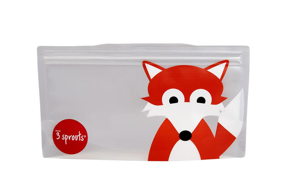 771 FOX SNACK BAG
