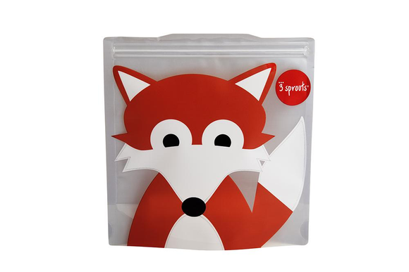 726 FOX SANDWICH BAG