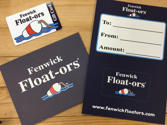 $25 Fenwick Float-ors Gift Card
