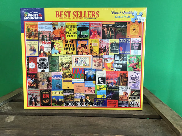Best Sellers 1000 Piece Puzzle