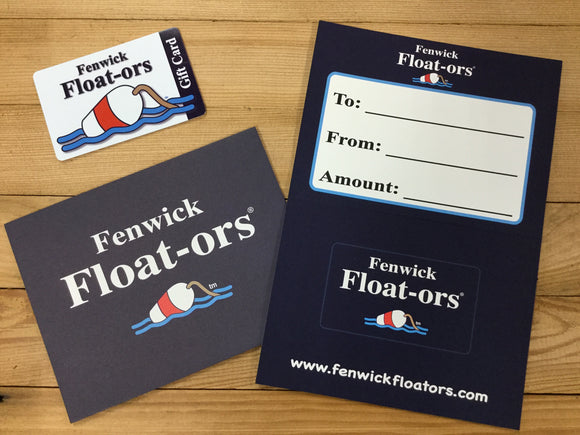 Fenwick Float-ors Gift Card $25.00