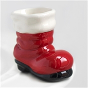A89 big guy's boots (SANTA BOOTS XMAS CHRISTMAS) MINIS by Nora Fleming
