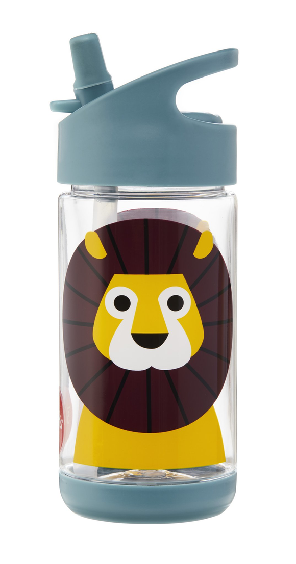 UWBLIO WATER BOTTLE LION