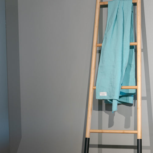 Linen sauna & bath towels