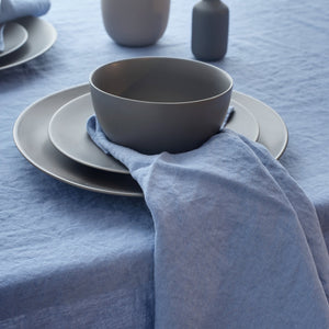 Linen table runner sale