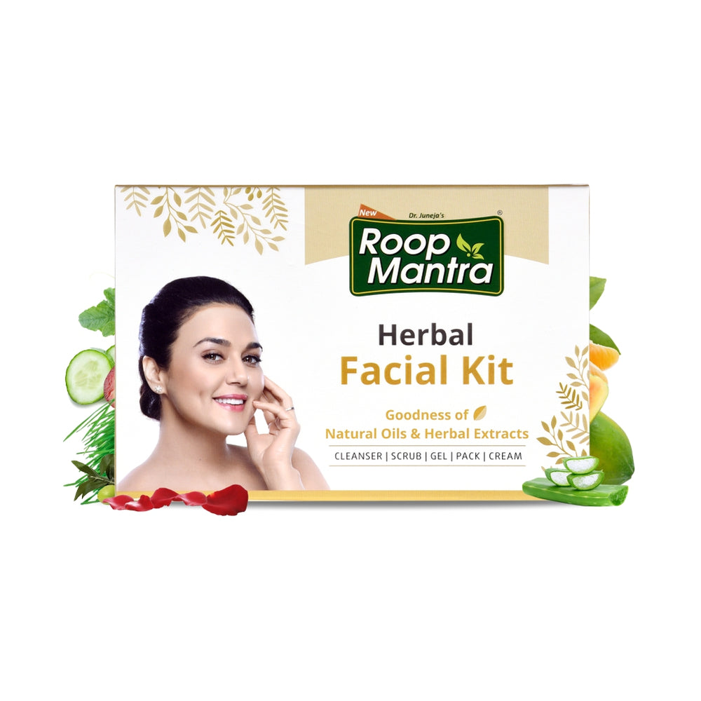 Roop Mantra Herbal Facial Kit - 75g