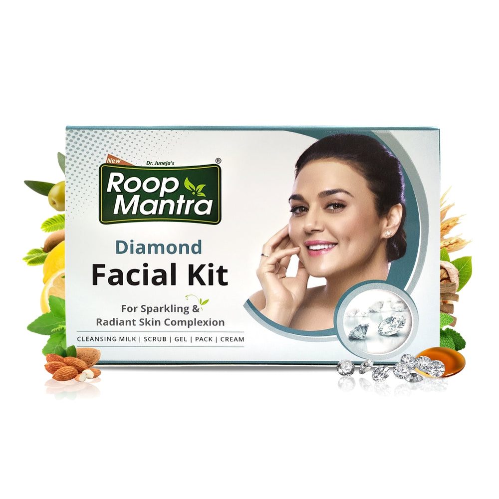 Roop Mantra Diamond Facial Kit