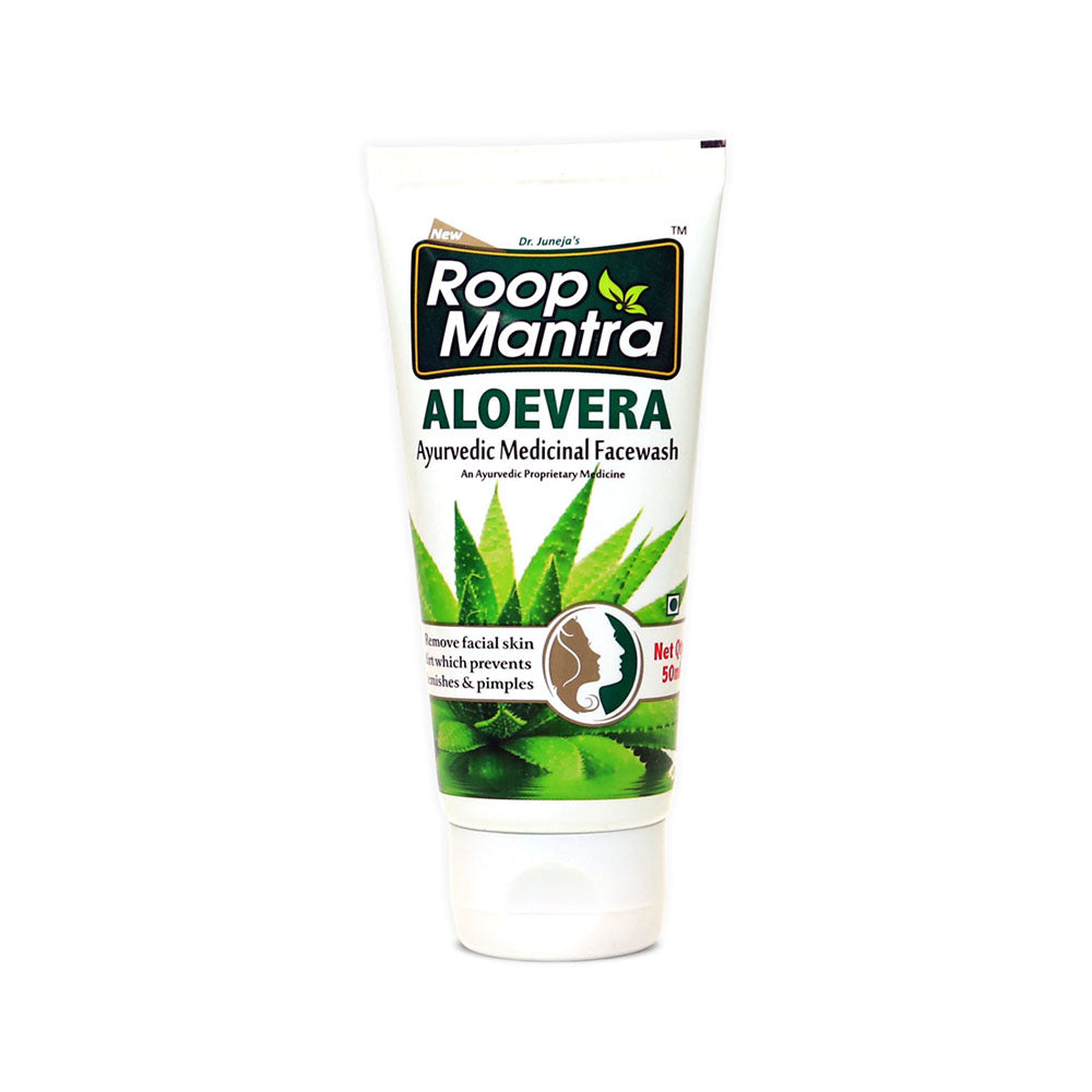 Roop Mantra Aloe Vera Face Wash 50ml