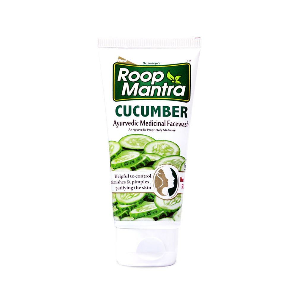 Roop Mantra Cucumber Face Wash 50ml