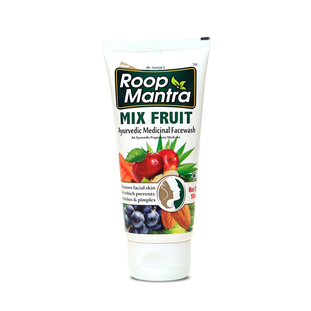 Roop Mantra Mix Fruit Face Wash 50ml
