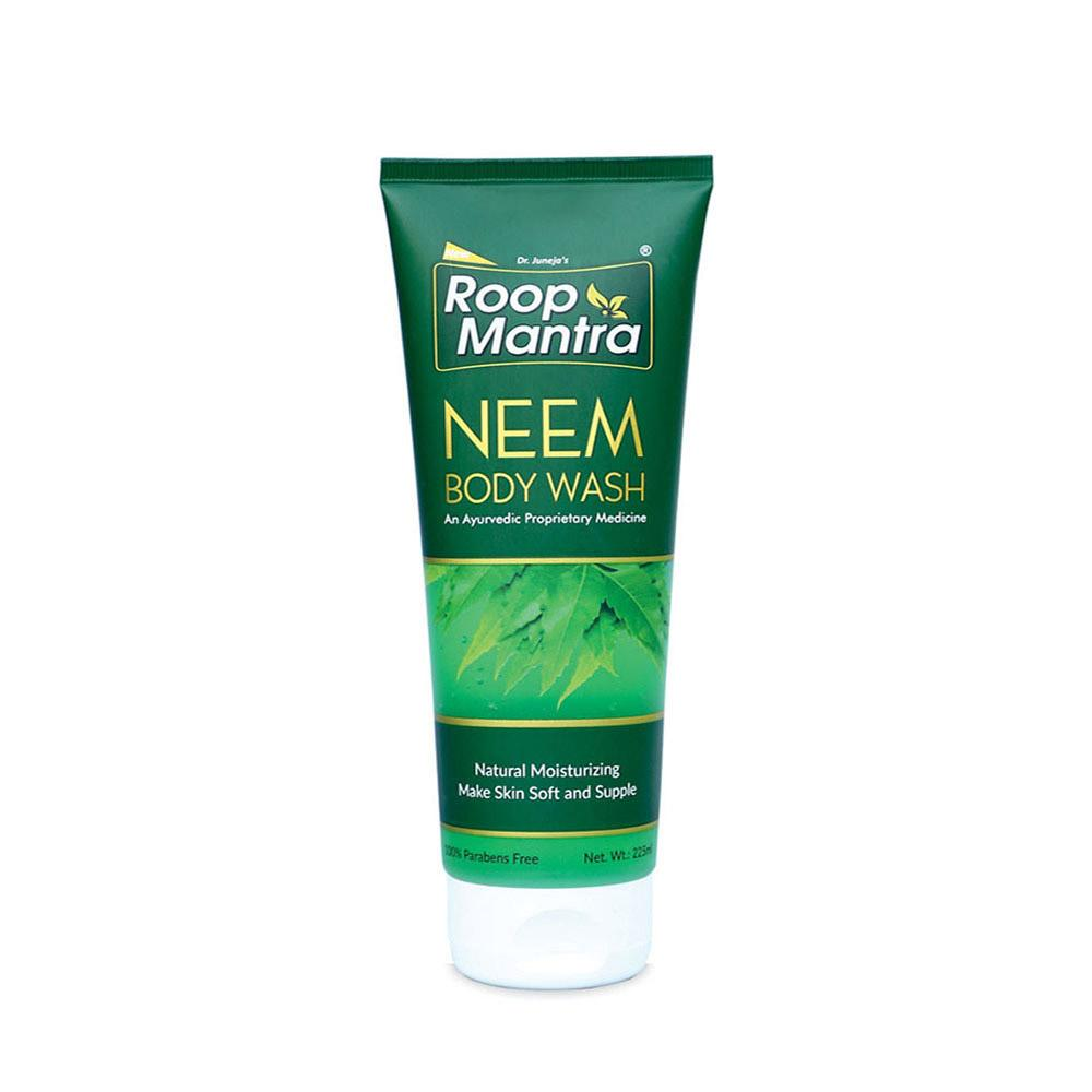 Roop Mantra Neem Body Wash 225ml