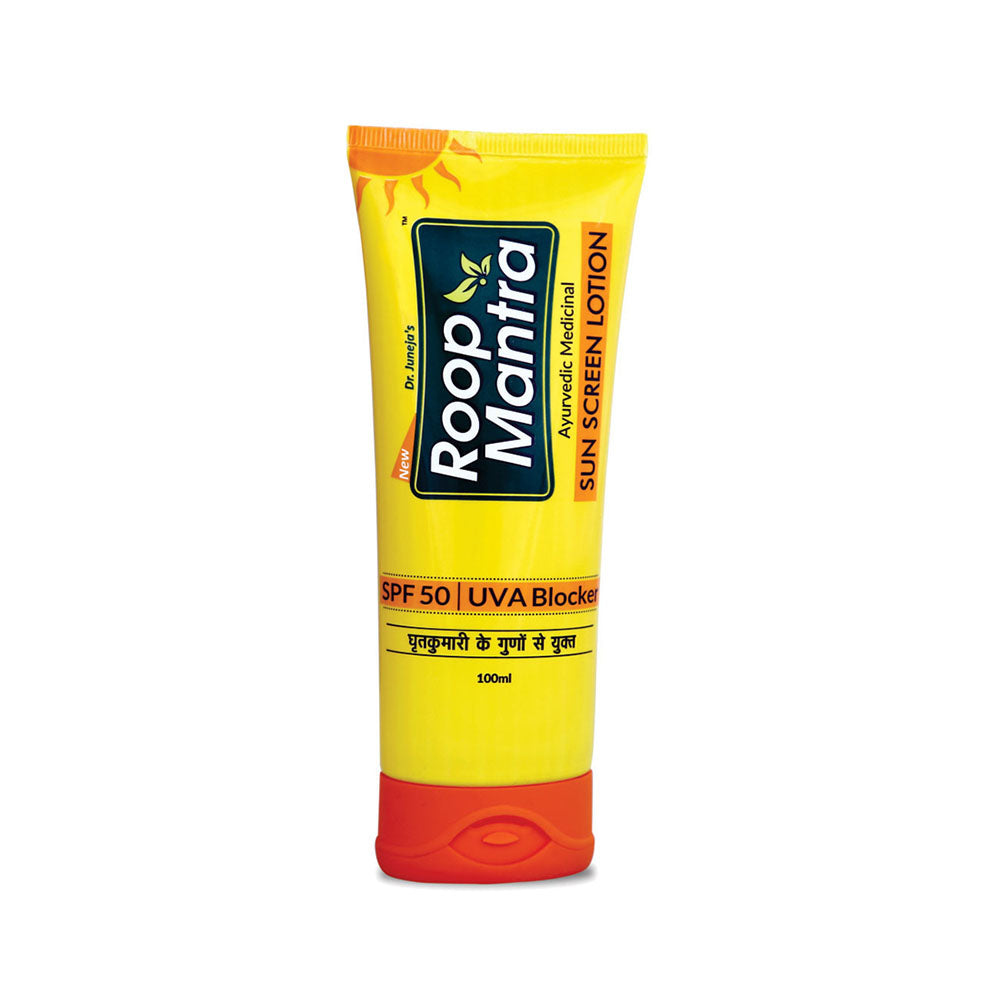 Roop Mantra Sunscreen Lotion 60g
