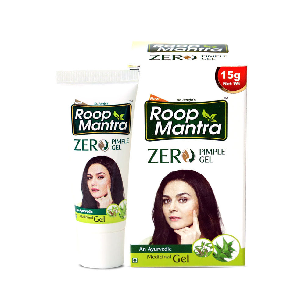 Roop Mantra Zero Pimple Gel 15g