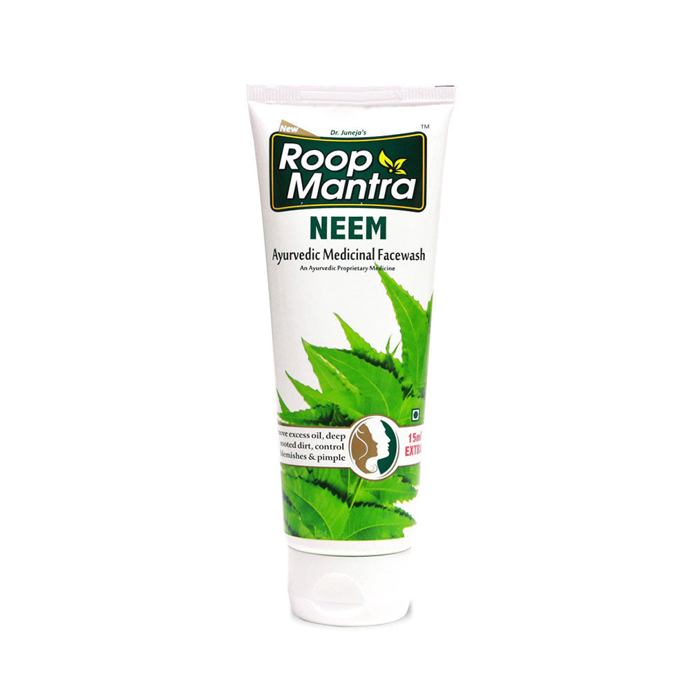 Roop Mantra Neem Face Wash 115ml