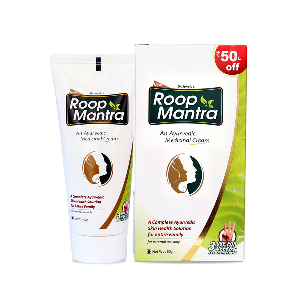 Roop Mantra Face Cream 60g