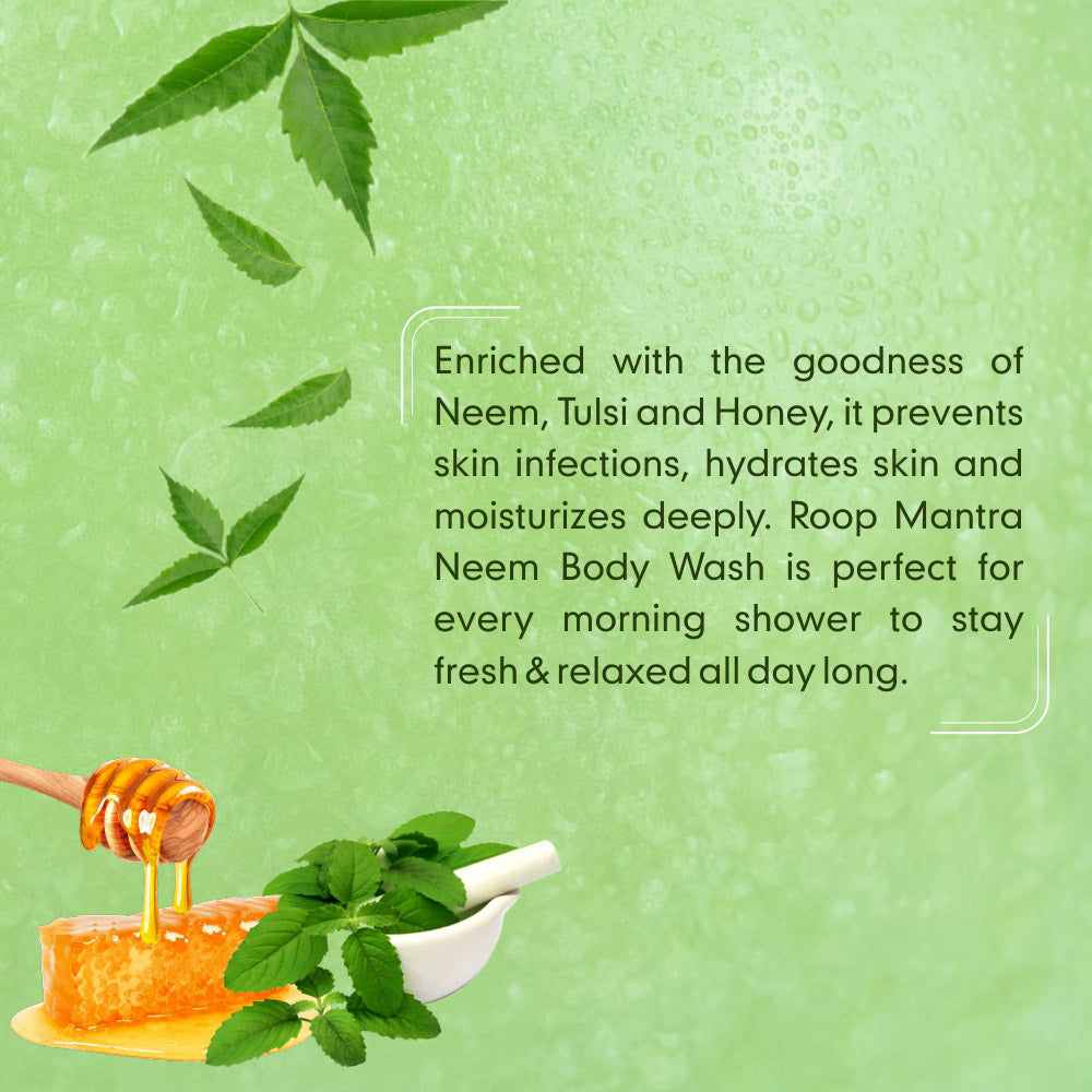 Roop Mantra Neem Body Wash