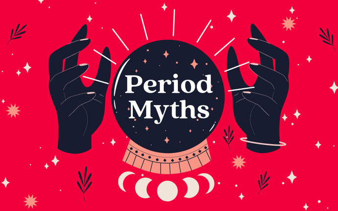 Mythbusters: 19 period myths we're putting to bed