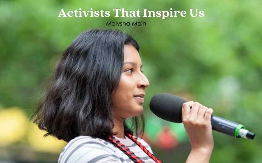 Activists That Inspire Us