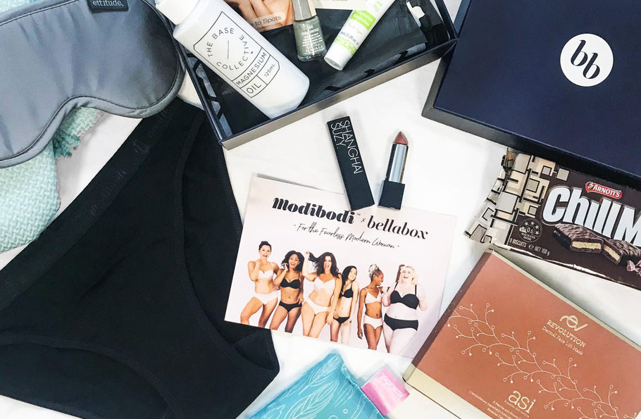 Limited Edition Modibodi x Bellabox – For The Fearless Modern Woman