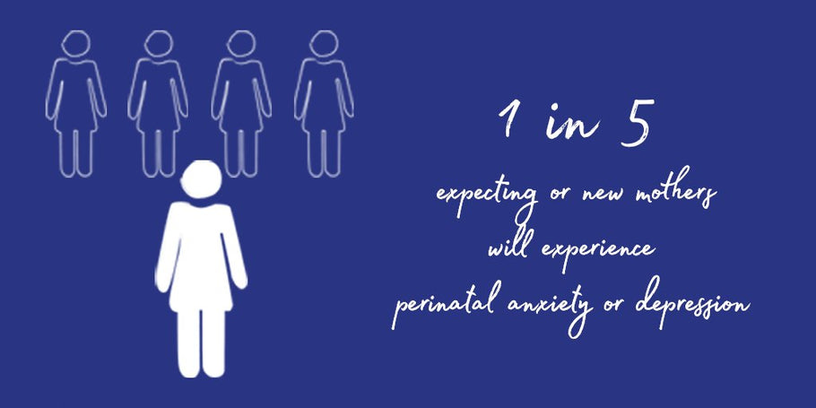 It's Perinatal Anxiety and Depression Week in Australia, so it's time for you to find out more about this illness