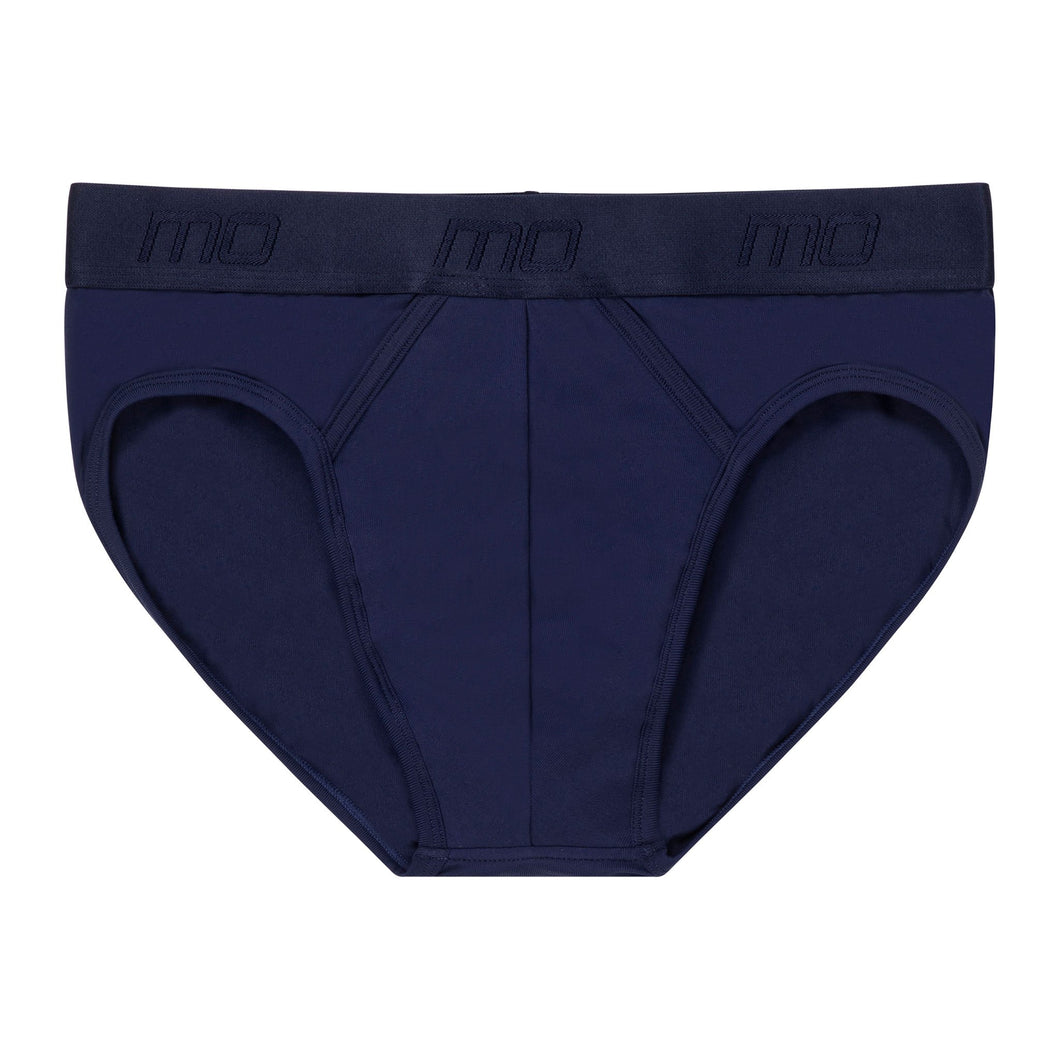 Mo Mens Brief Navy Light Moderate 6
