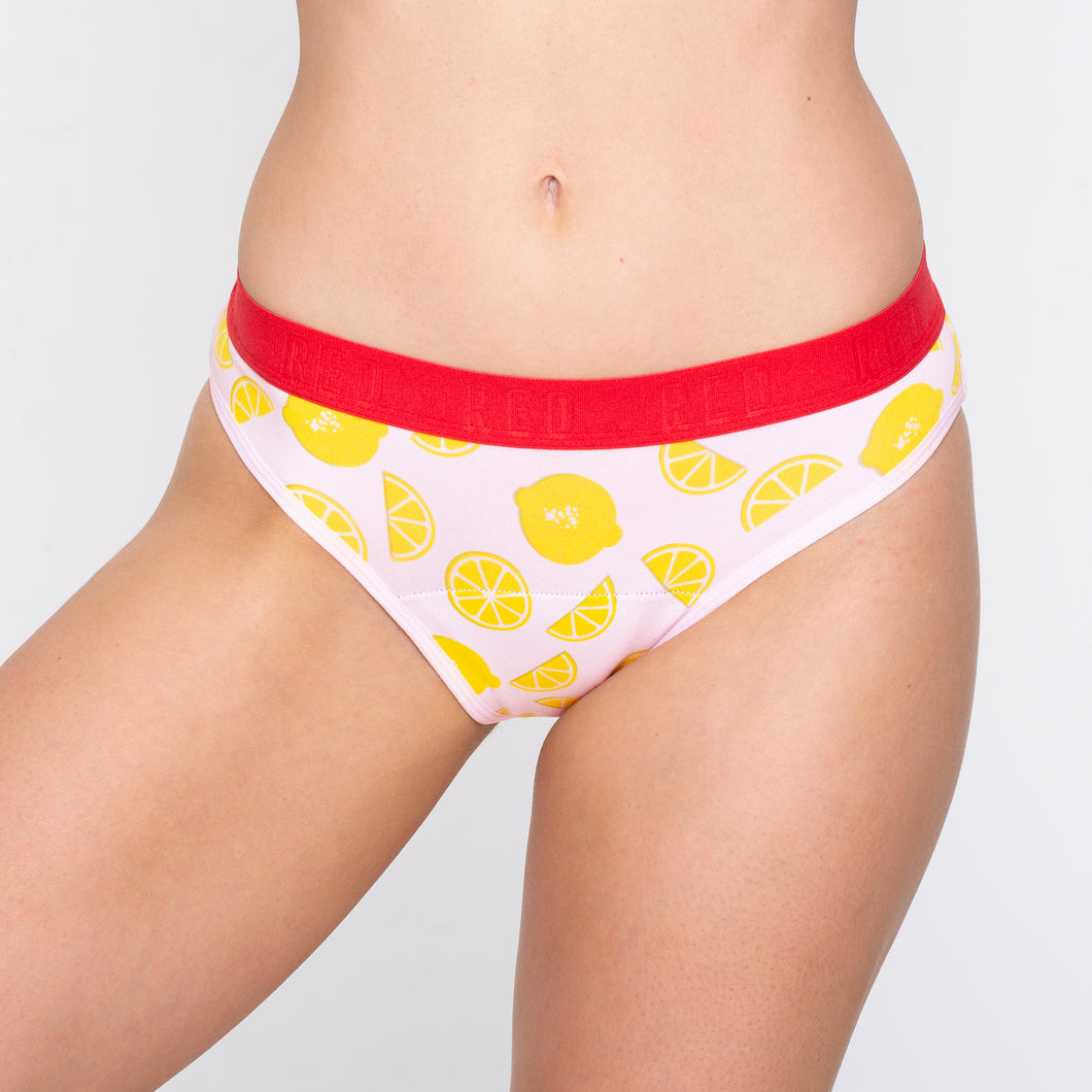 Hipster Bikini - Pink Lemonade Moderate-Heavy Absorbency