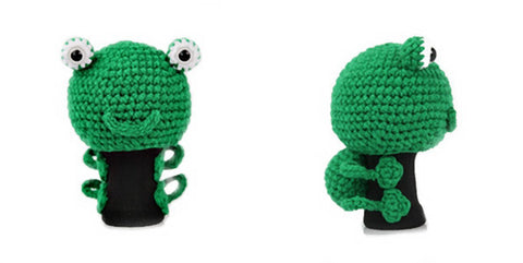 Frog Golf Driver Head Cover