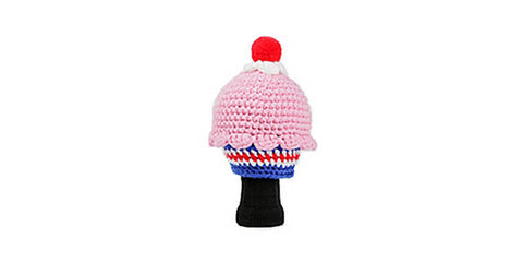 Dessert Golf Driver Head Cover