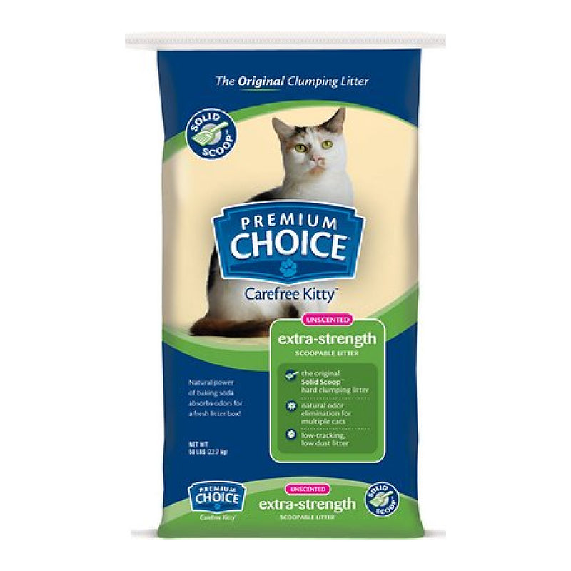 Premium Choice Extra Strength Litter