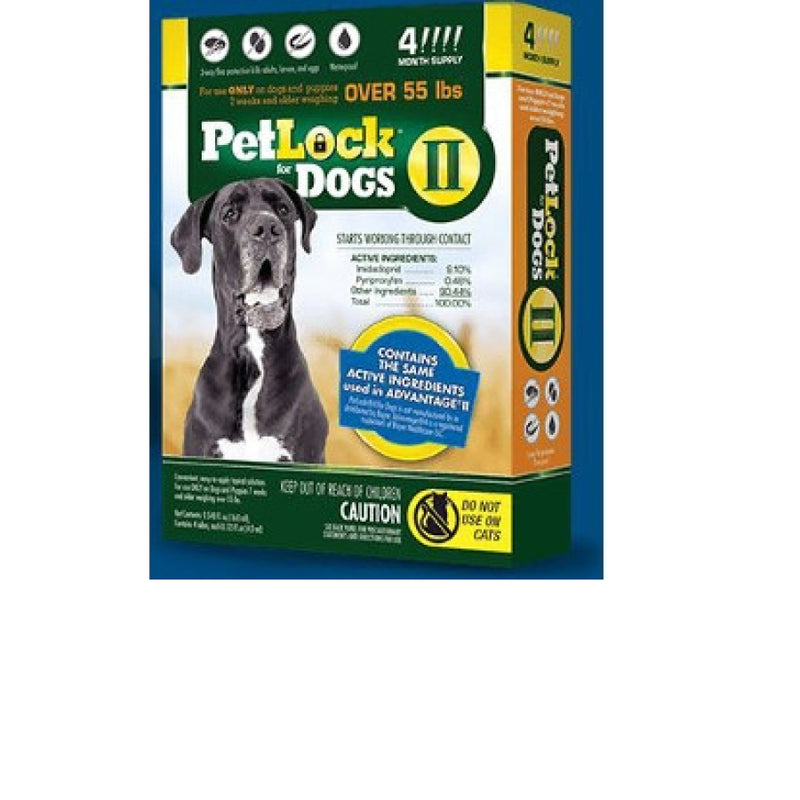 PetLock for Dogs II Over 55 lbs