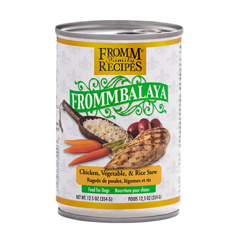 Frommbalaya Stew