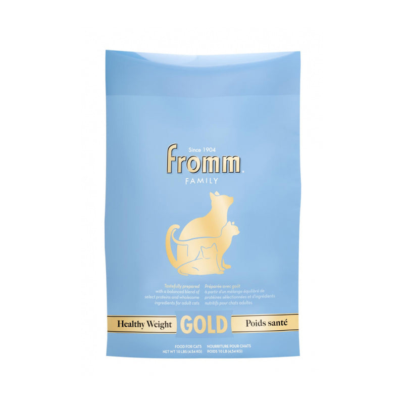 Fromm Gold Healthy Weight Cat Food
