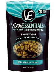 Vital Essentials Freeze-Dried Wild Alaskan Salmon