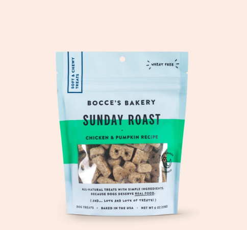 Bocce's Bakery Sunday Roast (Chicken & Pumpkin) Treats