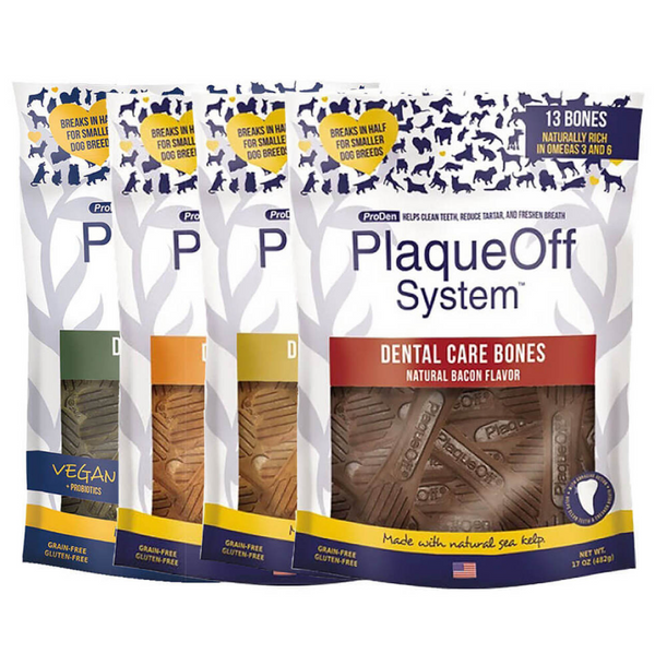 PlaqueOff Dental Bones