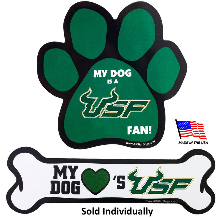 South Florida Car Magnets - Hug My Pup