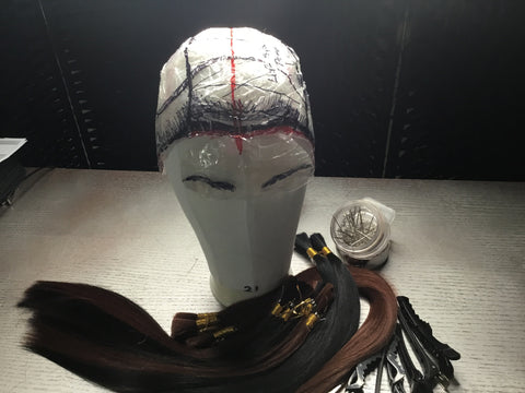 Medical wigs for women and girls