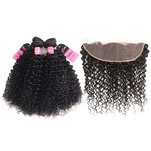 Lace Frontals Closures