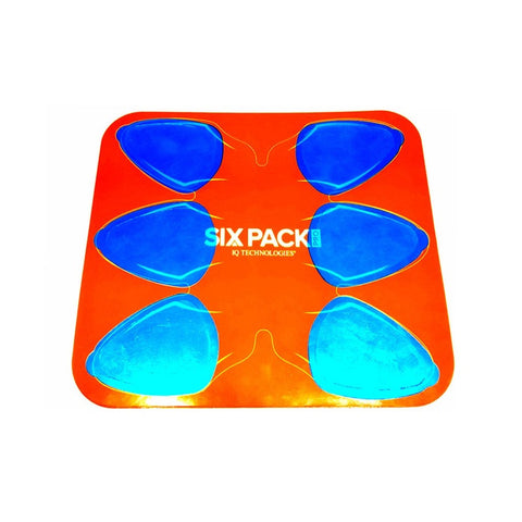 Six Pack Pro Pads