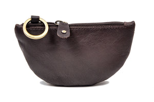 Half Moon Key purse