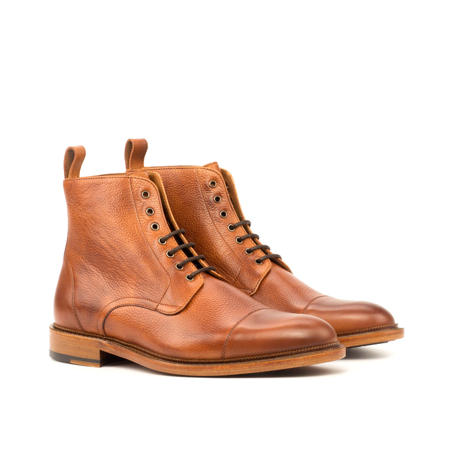 Cap Toe Boot  Mason №01