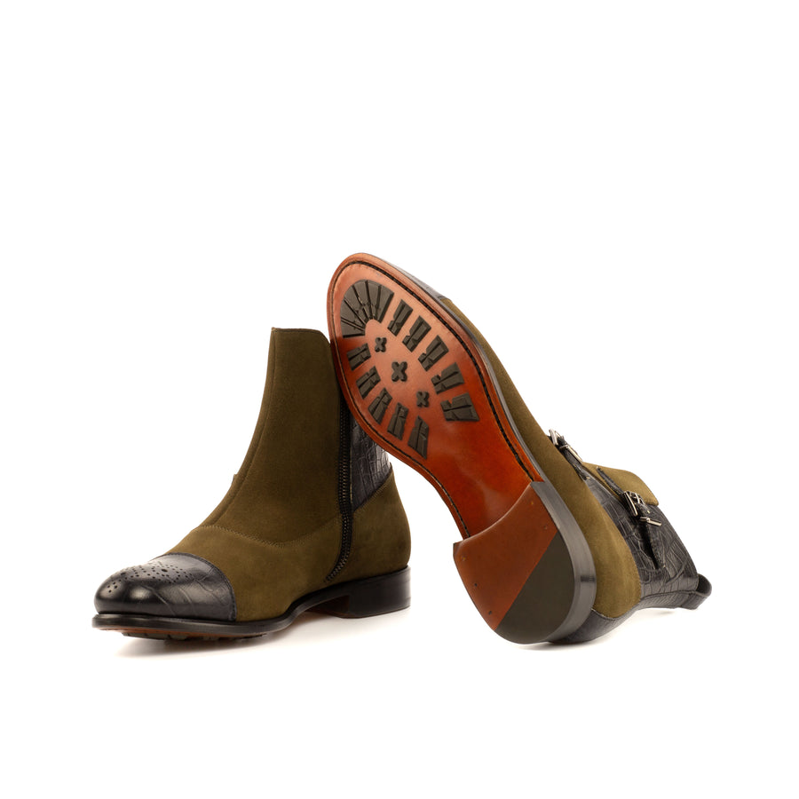 Monkstrap Boot Antonio №04