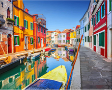 Load image into Gallery viewer, Colourful Venice