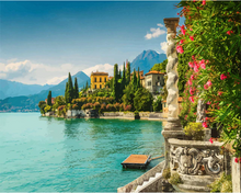 Load image into Gallery viewer, Lake Garda, Italy - Drop Of Colour