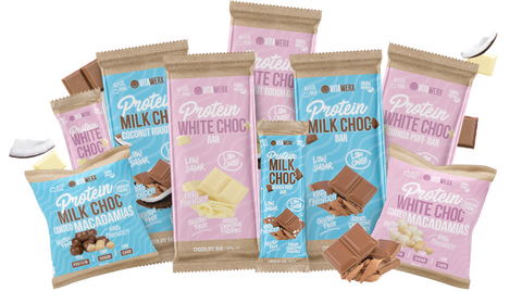 Vitawerx chocolate range